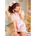 「安堂ロイド」でサプリ役の本田翼着てたピンクのナースのコスプレ衣装が人気