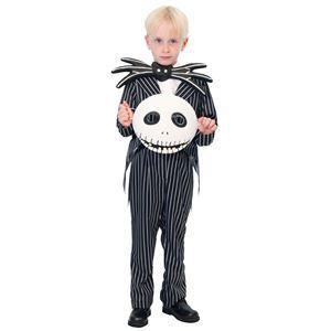ハロウィン、ナイトメア ジャックの子ども用コスプレ衣装の通販