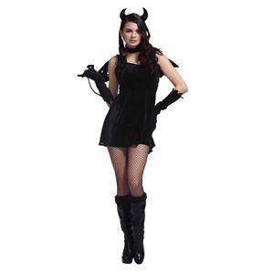 ハロウィン人気魔女の衣装「サスーンデビル」