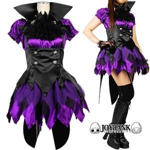 ハロウィンナイトAKB48風魔女のコスプレ衣装