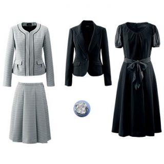 卒業式にも入学式にも着れる母親用着回し出来るスーツ7号~の通販チェック!