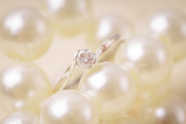 真珠(パール)のイメージ画像